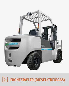 Frontstapler Diesel